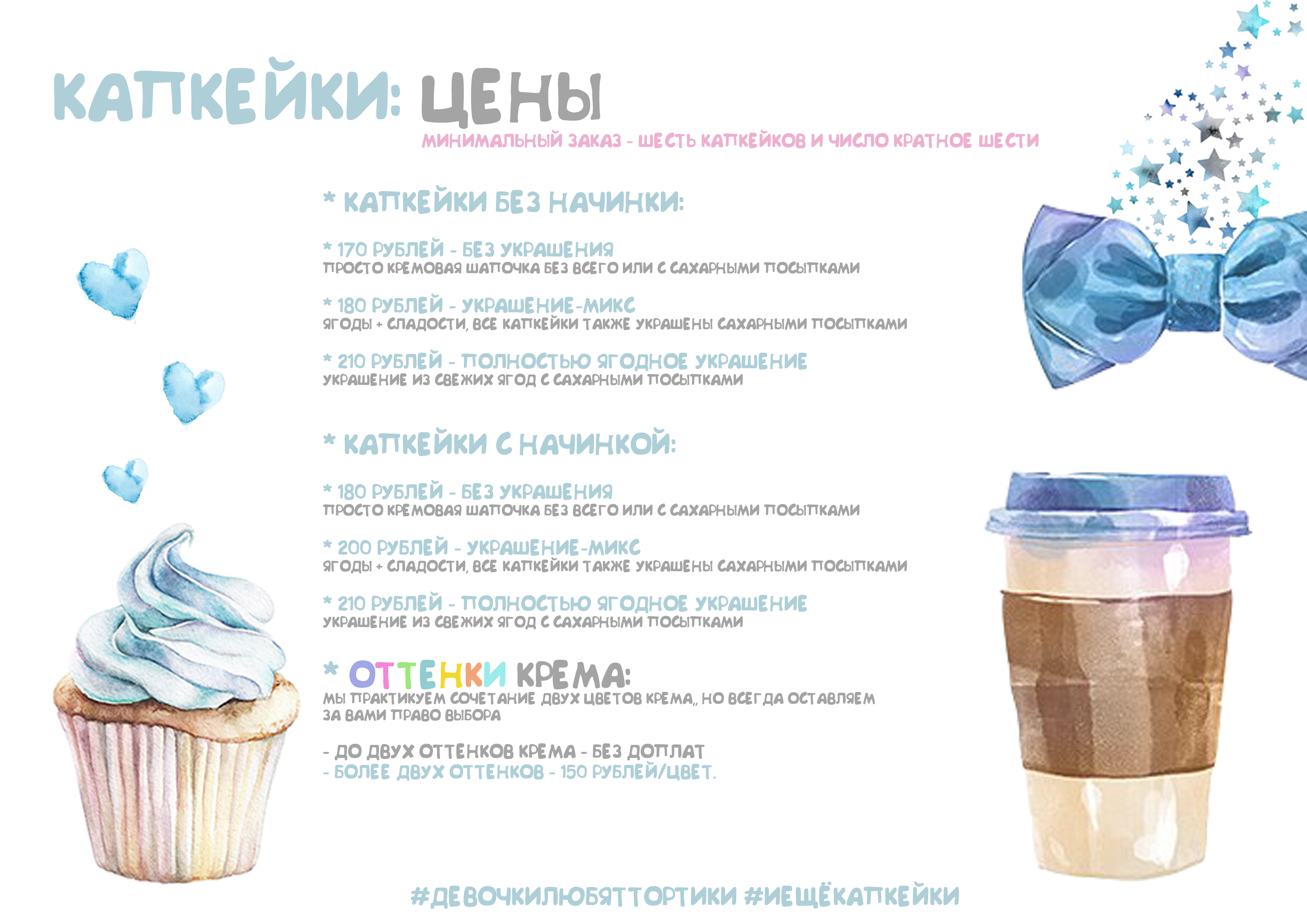 4.2 - cupcakes, prices